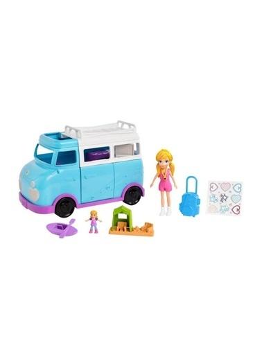 Polly Pocket Polly Pocket Yolculuğa Çıkıyor Oyun Seti Renkli